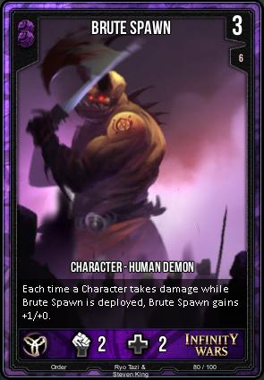 ORDER- Brute Spawn