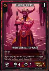 Demonic Disciple