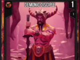 Demonic Disciple