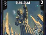Orion's Grave