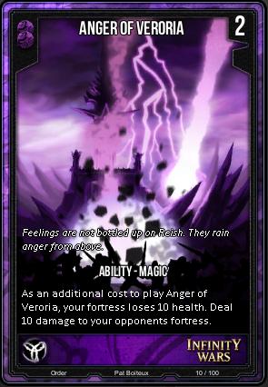 ORDER- Anger Of Veroria
