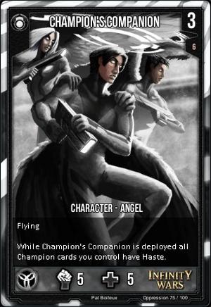 OPPRESSION- Champion's Companion