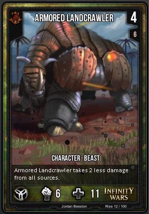 RISE- Armored Landcrawler