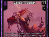 Subjugated Dragon