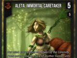 Aleta, Immortal Caretaker