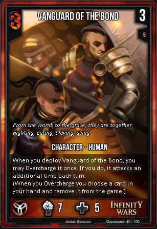 OPPRESSION- Vanguard Of The Bond