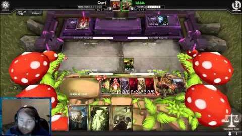 Infinity Wars Shoutcast Qarnij vs LULULULU