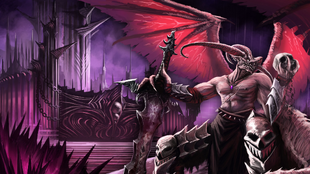 Reaver Demon Wallpaper 01