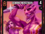 Demonic Mercenary