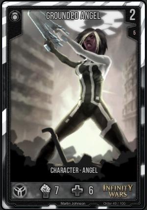 ORDER- Grounded Angel
