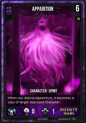 ASCENSION- Apparition