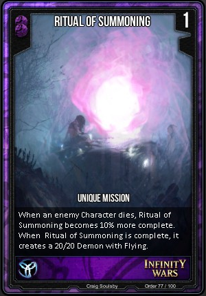 ORDER- Ritual Of Summoning