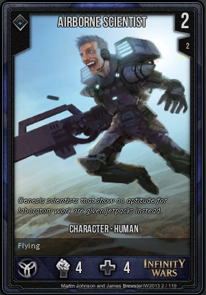 CORE- Airborne Scientist