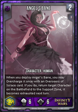 REBELLION Angels Bane