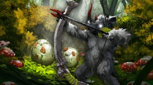 Hulking Sniper Forest 01