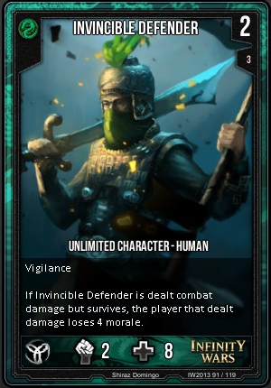 CORE- Invincible Defender