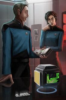 STNG-Starfleet Scientist