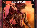 Unstable Demon