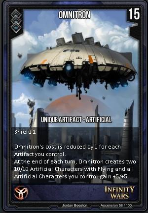 ASCENSION- Omnitron