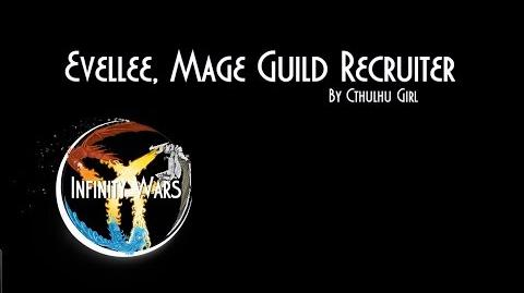 Card Analysis Evellee, Mage Guild Recruiter