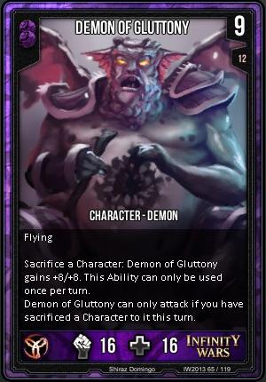 CORE- Demon Of Gluttony