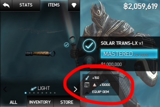 Infinity blade 2 gem forge guide