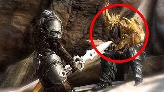 INFINITY BLADE- EALOSEUM (How To Get The Dragoor Blade?)