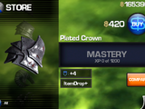 Plated Crown