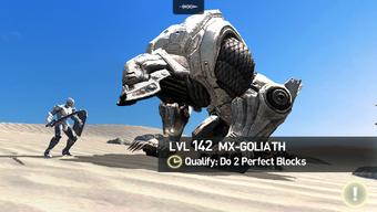 MX Goliath