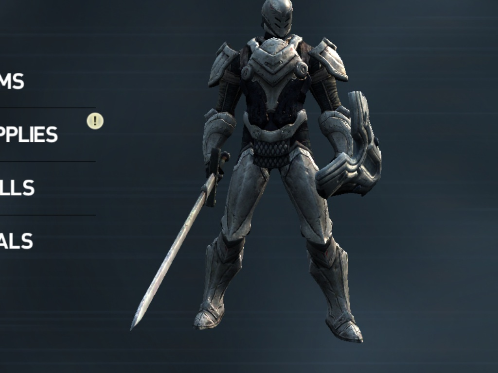 Iron Plate set | Infinity Blade Wiki | FANDOM powered by Wikia