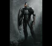 Portrait-Art-Yigit-Koroglu-Sci-fi-Knight1