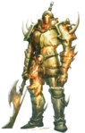 Img-far melting gold golem