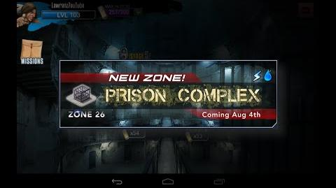 Rage of the Immortals Zone 26 Prison Complex