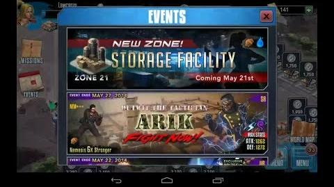 Rage of the Immortals Epic Boss Arik