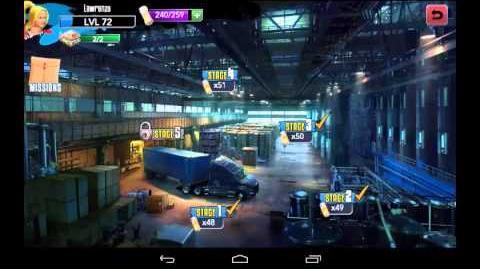 Rage of the Immortals Zone 21 Storage Facility