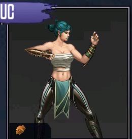 Master jade UC