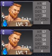 Zoko Fusion Step 1