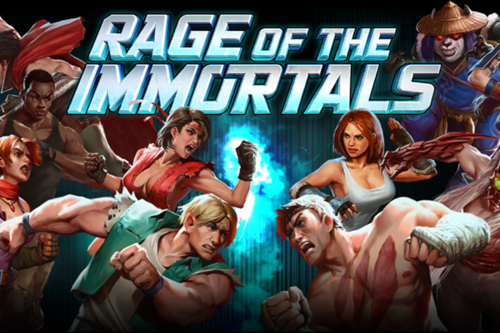 Rage of the Immortals Wiki