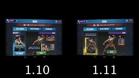 Rage of the Immortals v1.10 to v1.11 Improvements
