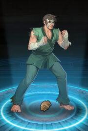 Jim karateman