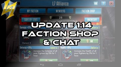 Rage of the Immortals New Update 1.14 Faction Shop and In-Game Chat!
