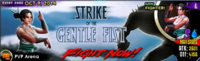 Strike of the gentle fist