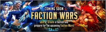 Faction wars banner