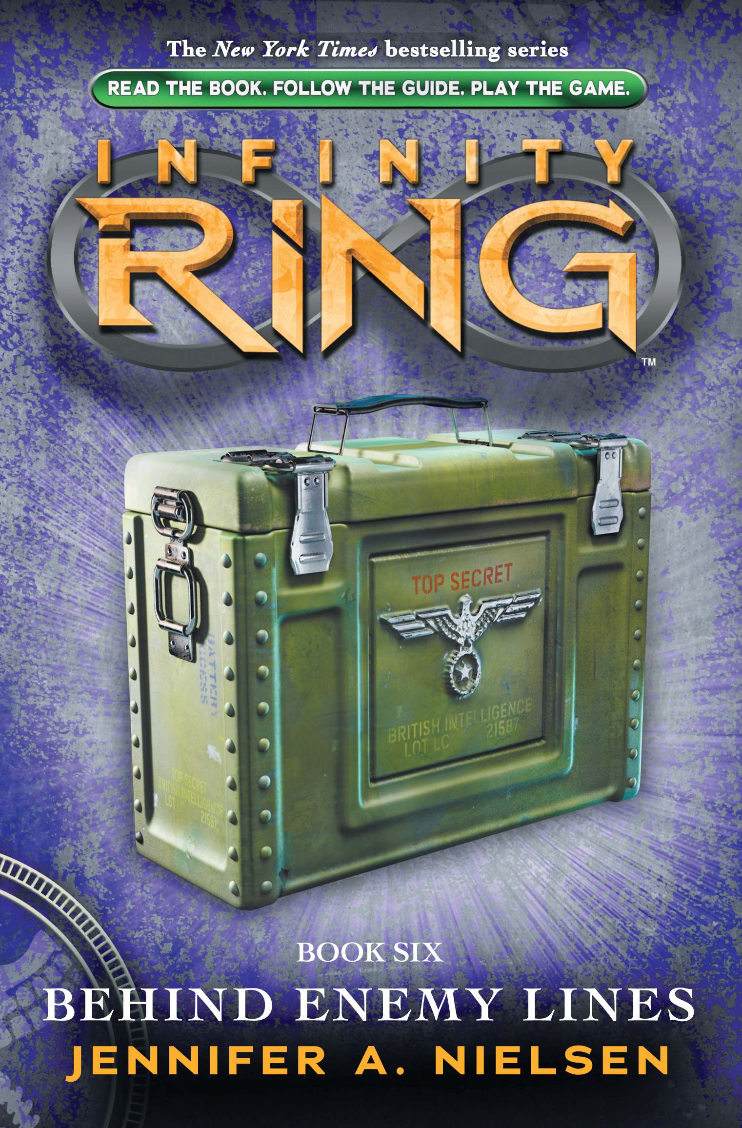 2019 year style- Ring infinity book series