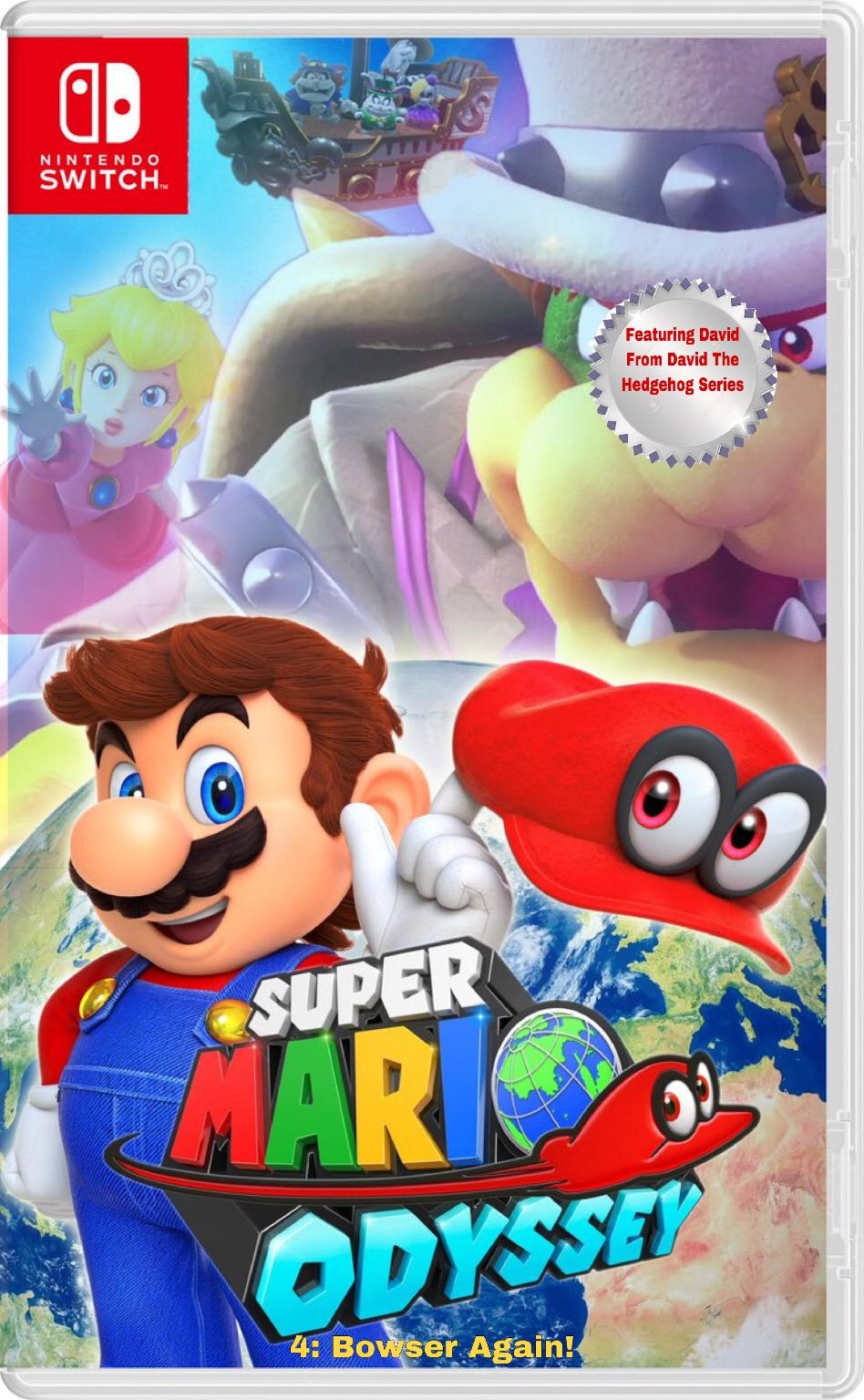 Super Mario Odyssey Bowser Again Wikistrong Wiki Fandom