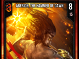 Aberion, The Hammer of Dawn