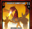 Dragon of Summer Flame