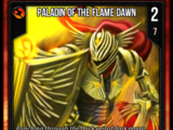 Paladin of the Flame Dawn