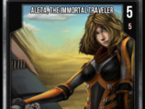 Aleta, The Immortal Traveler