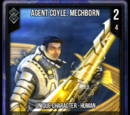 Agent Coyle, Mechborn